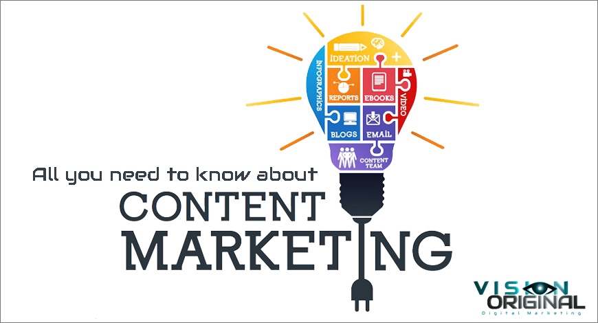 All about Content Marketing